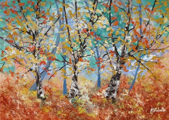 Atardeceres de otoño