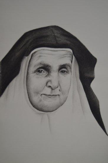 """Sister Angela"""