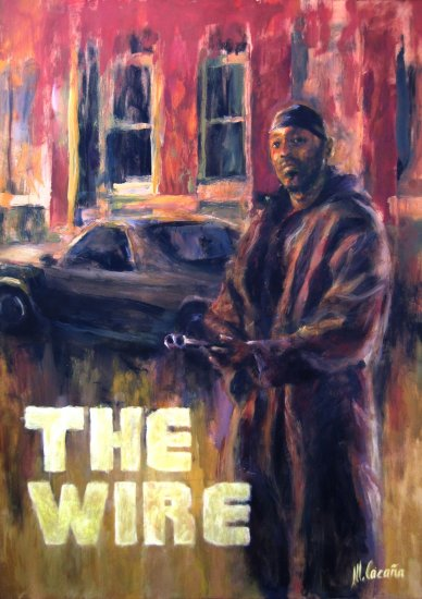 Omar Little. The Wire