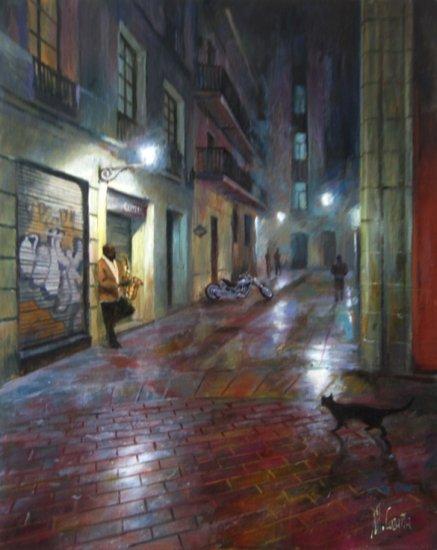 Milans Street, Barcelona