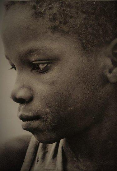 Child in Djenné