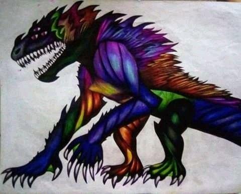 Monstruo mutante
