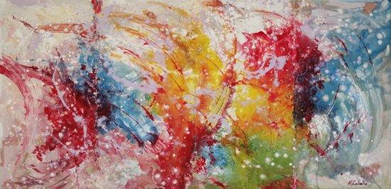 Coloración abstracta
