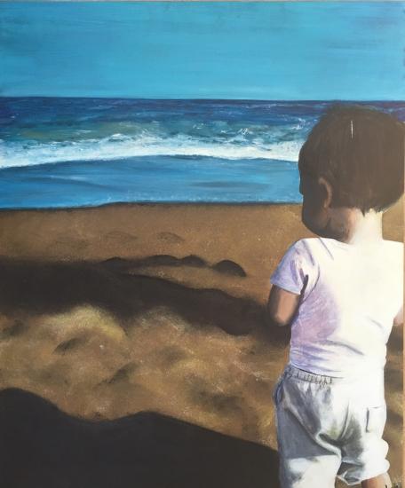 Infancia en el mar