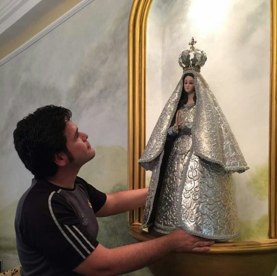 Virgin of the valley