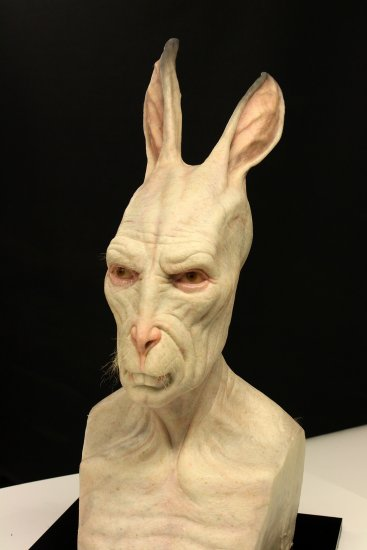 El hombre conejo