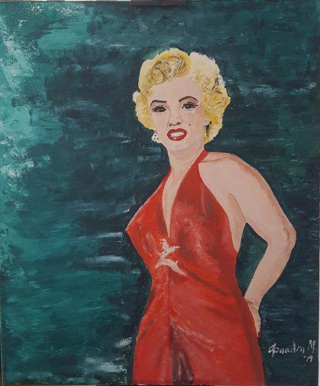 The Lush Marilyn