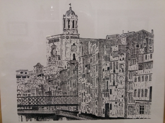 OVERVIEW OF THE CITY OF GIRONA
