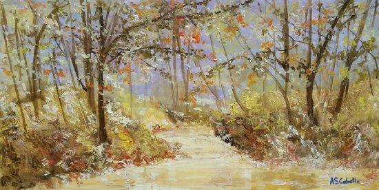 Caminos en el paisaje
