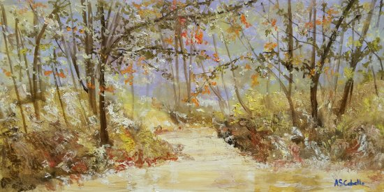 Roads in the landscape