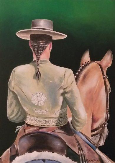 Mujer matador