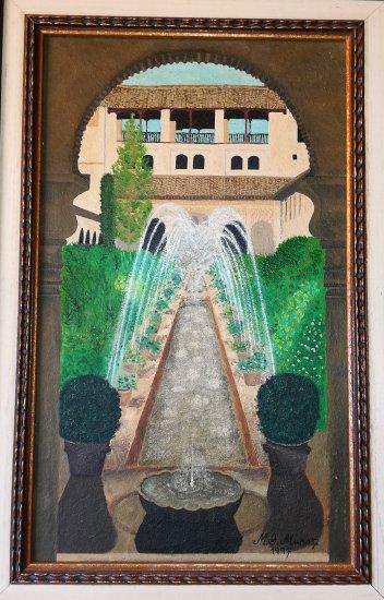 Mi preciosa Alhambra
