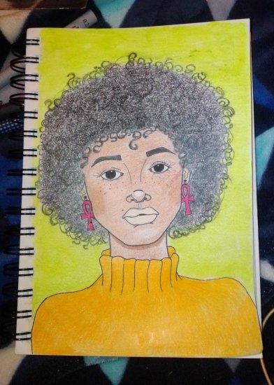 Afro Sue