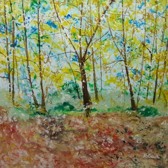 El bosque de las hojas amarillas
