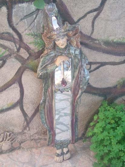 Araán sea goddess