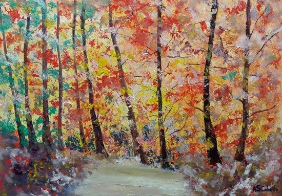 Full autumn