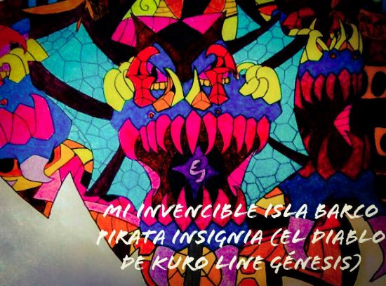 The Devil from Kuro Line Genesis (Ship of Death)