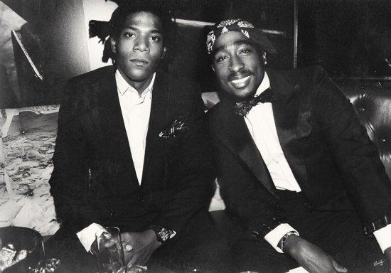 Basquiat / Shakur