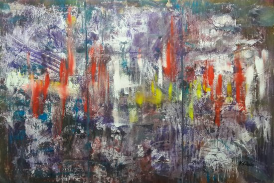 Panorámica abstracta