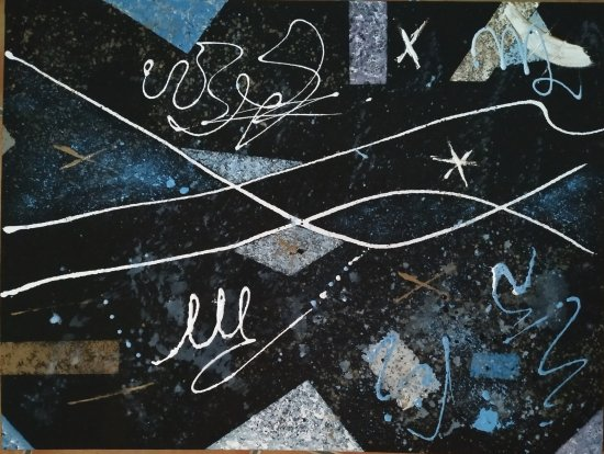 Premium abstract art