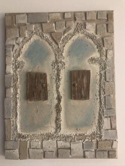 ZADAR WINDOW, BLUE