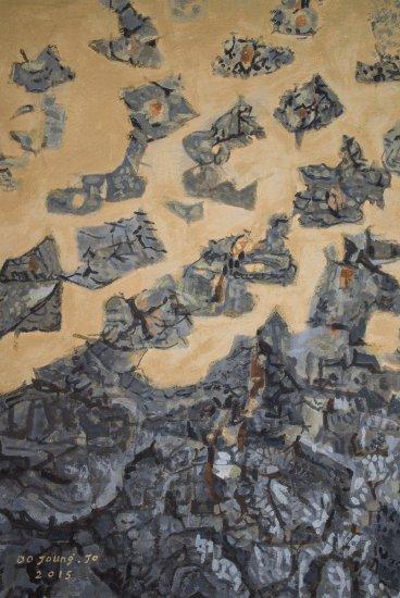 knar(soil painting)