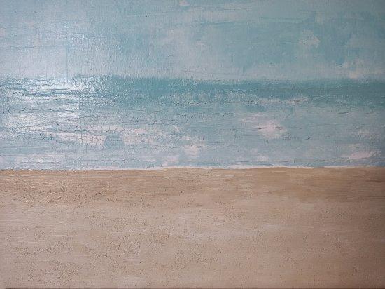 Playa Calma 40 x 60 cm