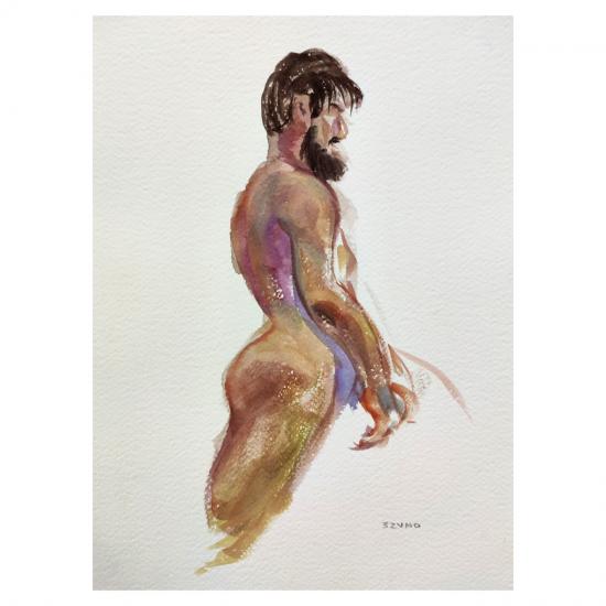 UOMO - Desnudo Masculino 02