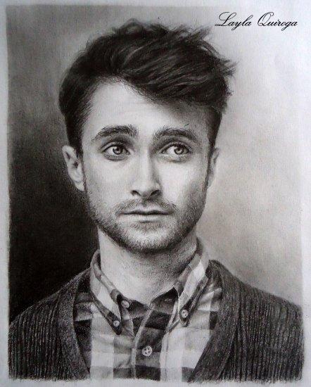 Retrato de Daniel Radcliffe