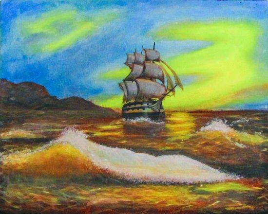 Barco en Alta Mar.jpg