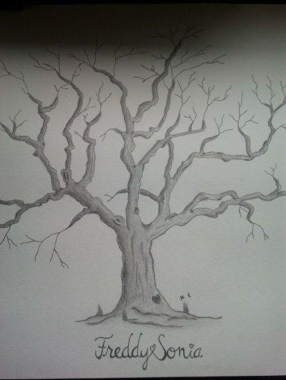 Oak for weddings