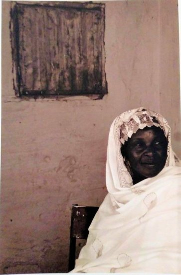 Bambara woman