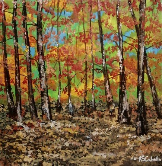 La entrada al otoño