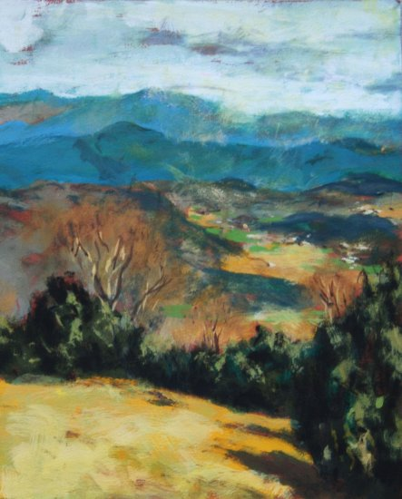 Landscape of Girona