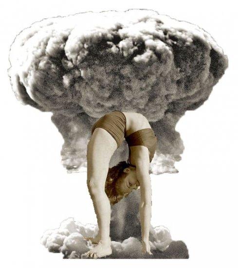 Atomic yoga