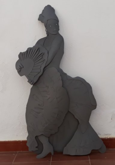 Flamenco Sculpture